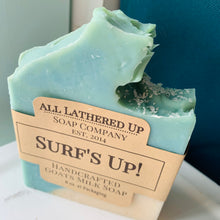Load image into Gallery viewer, Surf's Up Goats Milk Soap