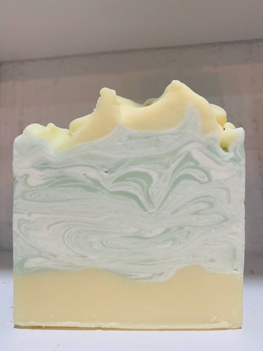 White Tea & Pear - Goats Milk Soap
