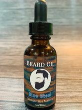 Load image into Gallery viewer, Blue Steel Beard Oil