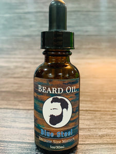 Blue Steel Beard Oil
