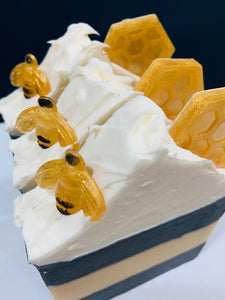 Bee Mine  - Goats Milk Soap