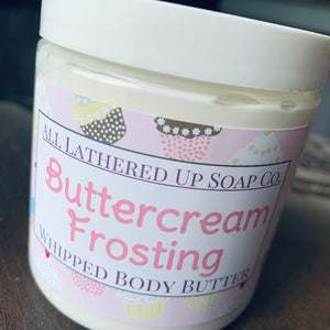 Buttercream Whipped Body Butter