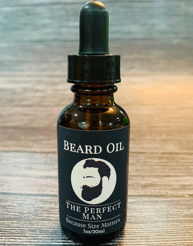 The Perfect Man Beard Oil