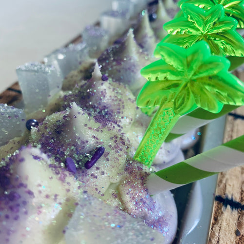 Blackberry Mojito Goats Milk Soap