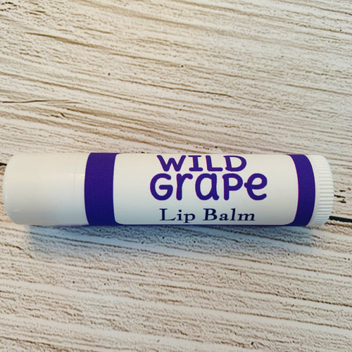 Wild Grape Lip Balm
