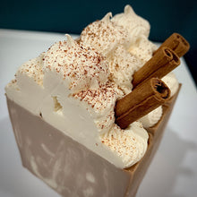Load image into Gallery viewer, Spiked Eggnog - Goats Milk Soap