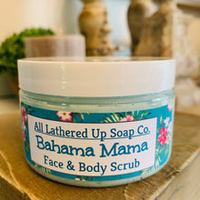 Load image into Gallery viewer, Bahama Mama Face & Body Sugar Scrub