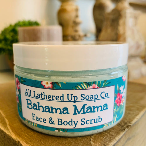 Bahama Mama Face & Body Sugar Scrub