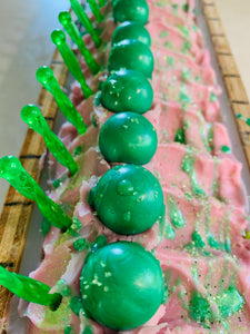 Wildberry Green Tea Goats Milk Soap (All Dolled Up)