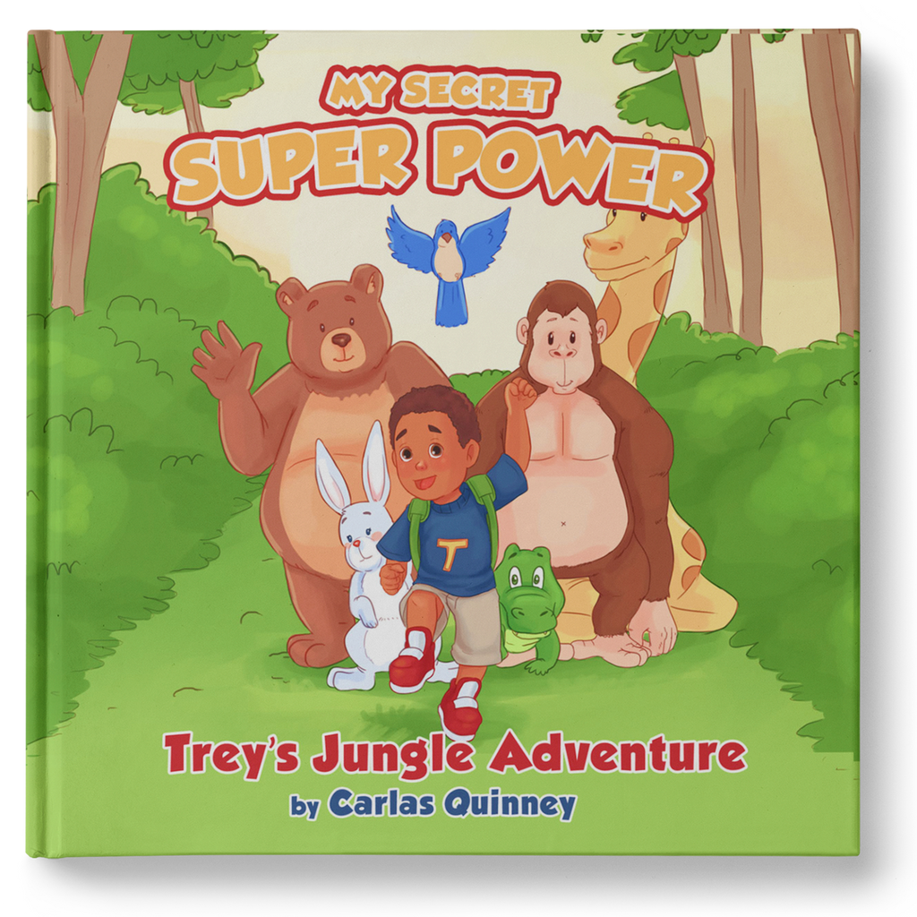 My Secret Super Power: Trey's Jungle Adventure