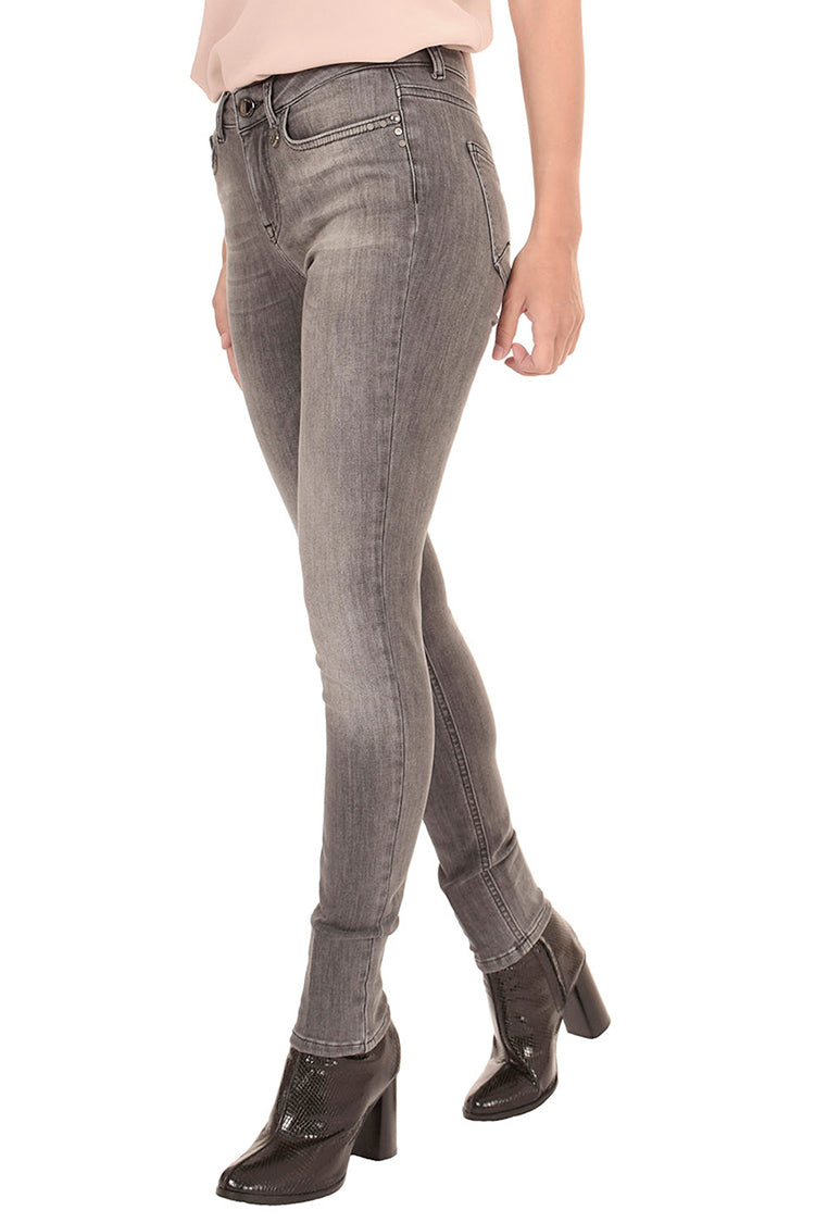 Super skinny  in denim grey BRENDA