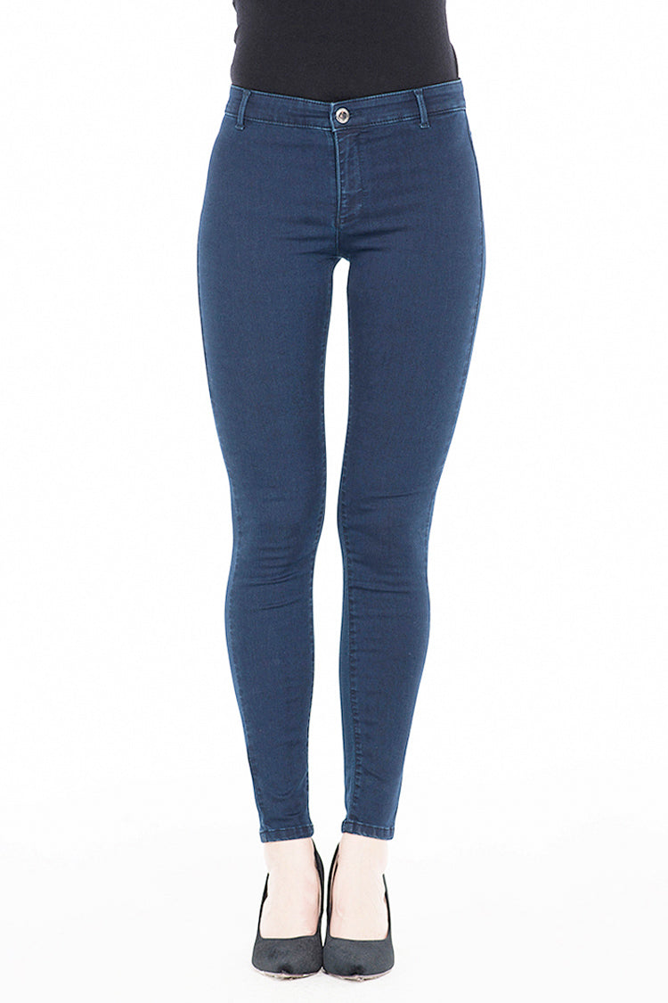 Jeggins  in denim power stretch PATRIS