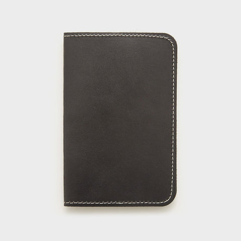 Leather Sleeve - Black