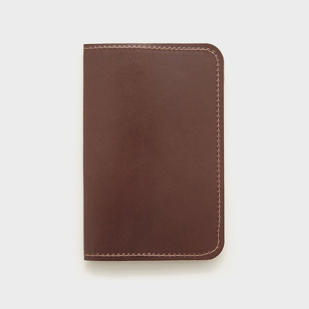 Leather Sleeve - Brown