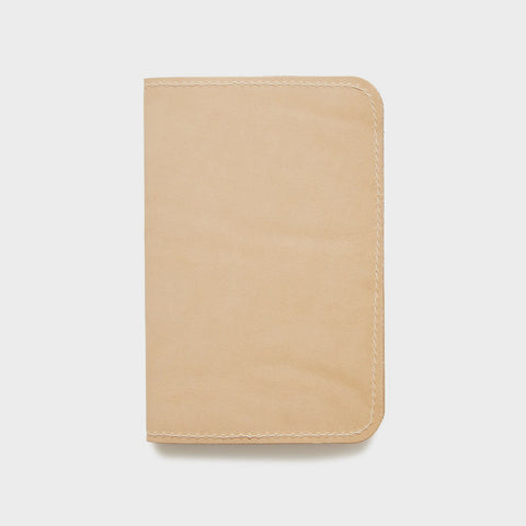 Leather Sleeve - Tan