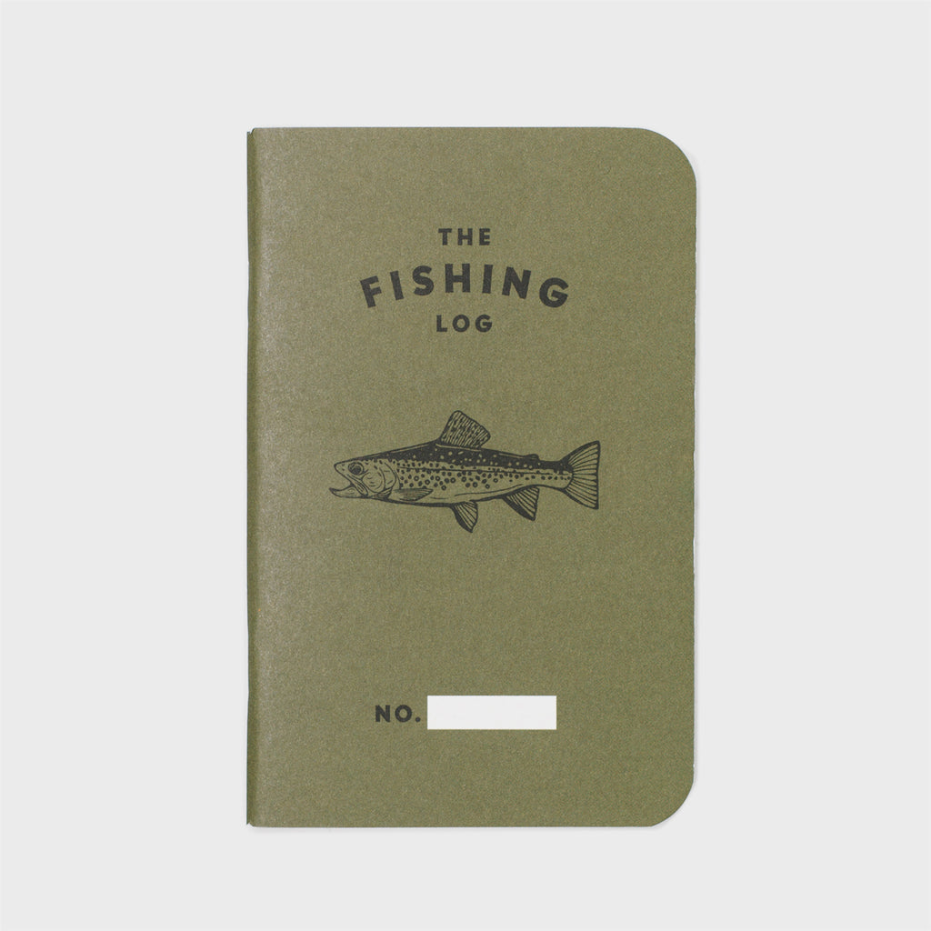 The Fishing Log - Olive