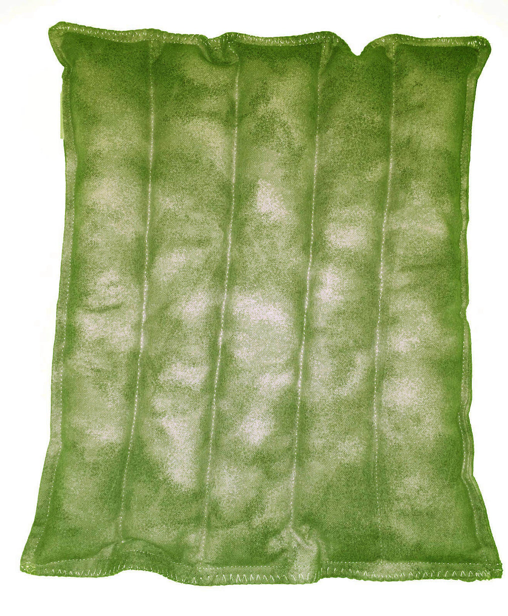 Green Tie Dye Hot-Cold Packs 44 Scents to Choose From Reusable Back Ouchee Heat Packs Back Pad