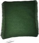 Hunter Green Hot/Cold Packs 44 Scents to Choose From Reusable Ouchee Heat Packs BooBoo Small Rice Pack