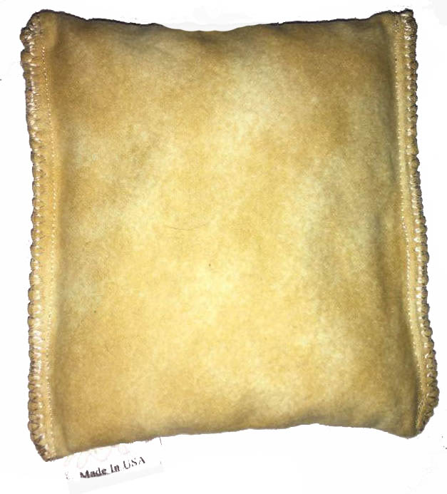 Khaki Natural Color Hot/Cold Packs 44 Scents to Choose From Reusable Ouchee Heat Packs BooBoo Small Rice Pack