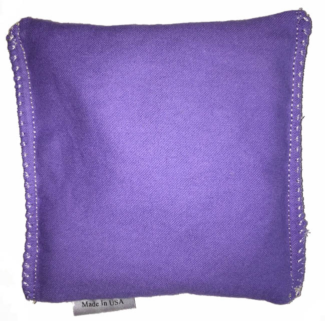 Paisley Purple Hot/Cold Packs 44 Scents to Choose From Reusable Ouchee Heat Packs BooBoo Small Rice Pack