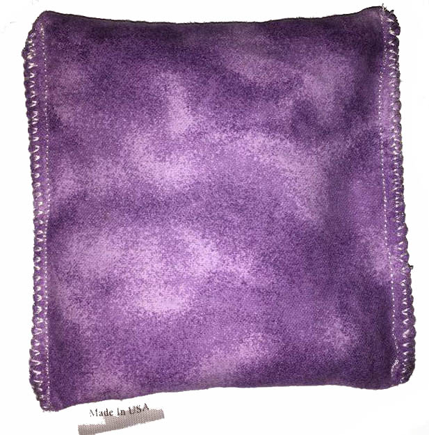 Purple Tie Dye Hot/Cold Packs 44 Scents to Choose From Reusable Ouchee Heat Packs BooBoo Small Rice Pack