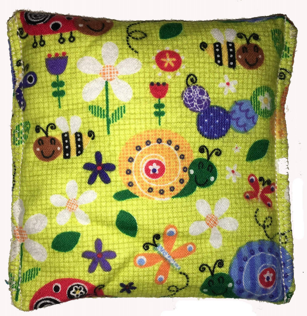 Snail Spring Hot/Cold Packs 44 Scents to Choose From Reusable Ouchee Heat Packs BooBoo Small Rice Pack