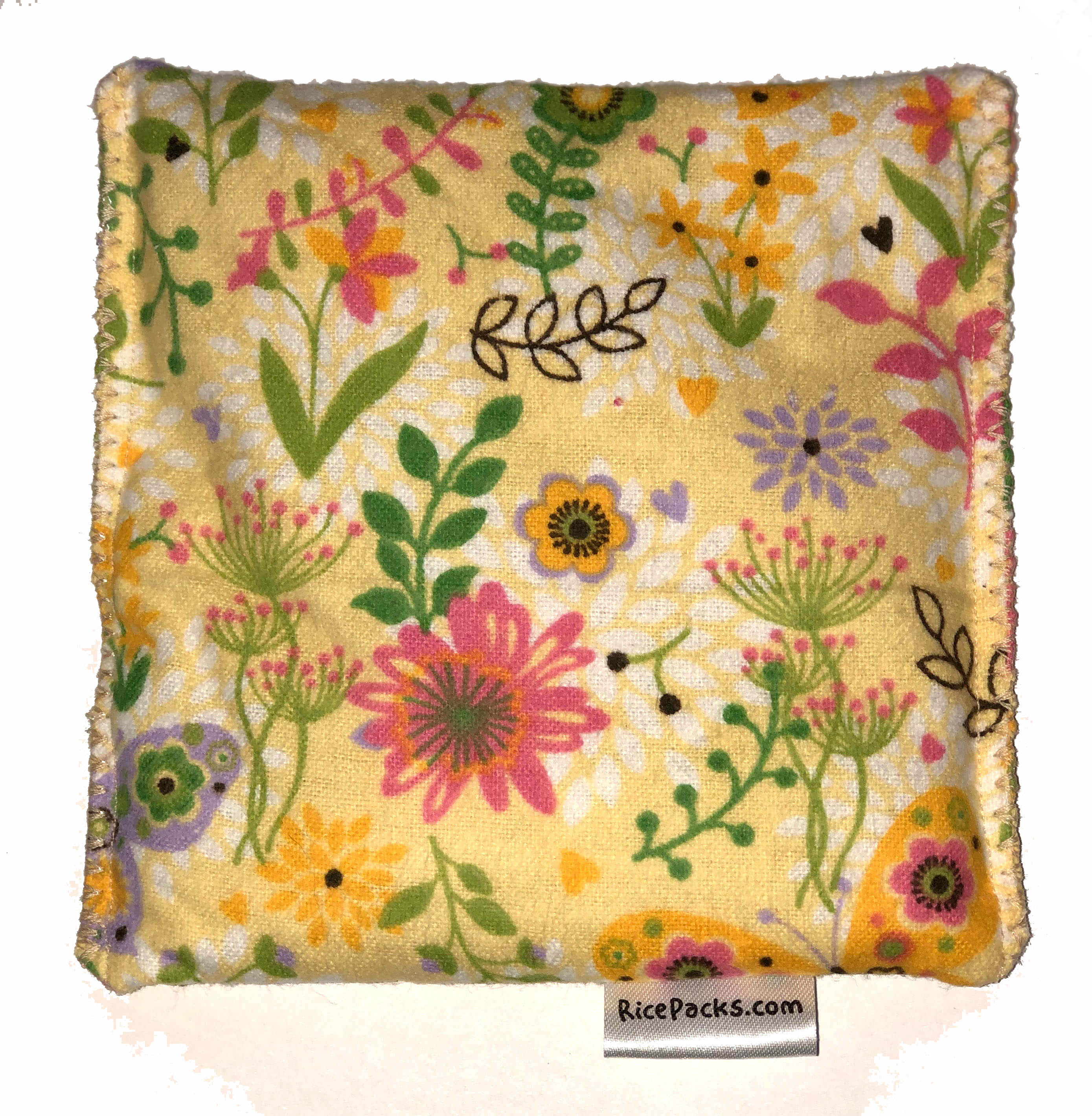 Spring Time Fun Hot/Cold Packs 44 Scents to Choose From Reusable Ouchee Heat Packs BooBoo Small Rice Pack