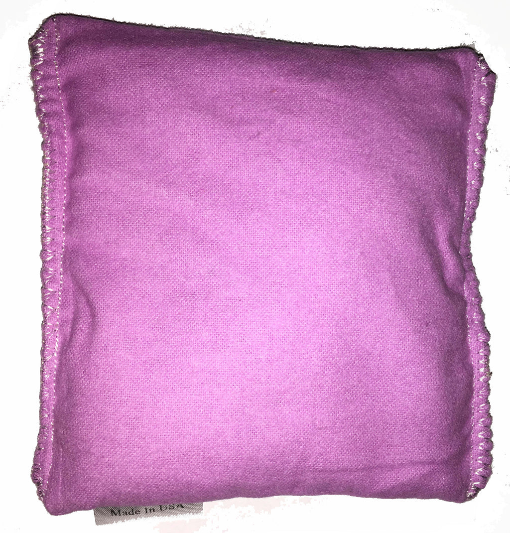 Violet Hot/Cold Packs 44 Scents to Choose From Reusable Ouchee Heat Packs BooBoo Small Rice Pack