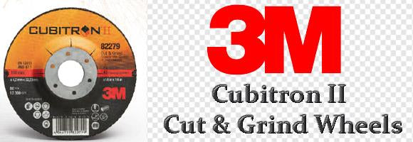 How 3M Cubitron II Cut & Grind Wheels are Changing the Game