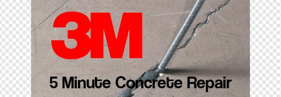 5 Minute Solutions: 3M Concrete Repair