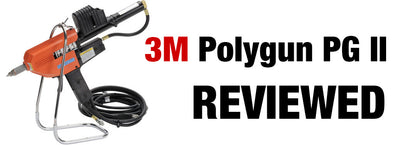 3M Polygun II Pneumatic Glue Gun Review