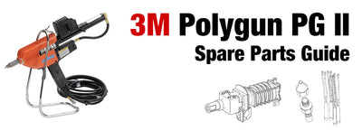 The Complete Guide to 3M Polygun PG II: Spare Parts and Troubleshooting