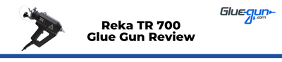 Reka TR 700 Glue Gun Review - PUR Cartridge Dispensing