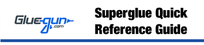 ASI Superglue Quick Reference Guide