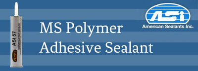 All About MS Polymers Adhesive Silicone Sealant