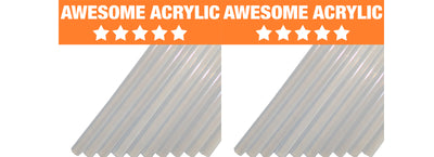 What Are Acrylic Glue Sticks?