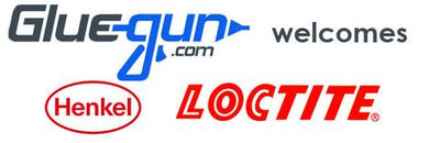 Henkel and Loctite Products Now Available At Gluegun.com