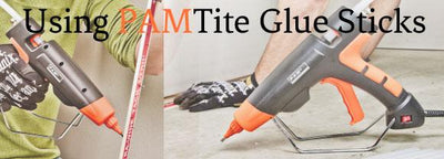 What Can You Use PAMTite Glue Sticks For?