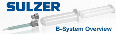 Sulzer Mixpac B-System Cartridges and Nozzles Guide
