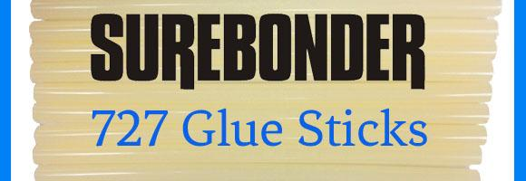 Product Review for Surebonder 727 Glue Sticks
