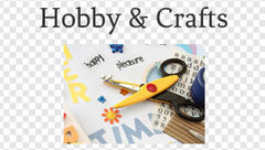 By Application - Hobby and Crafts