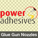 Power Adhesives Glue Gun Nozzles
