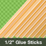 "1/2"" (12mm) Glue Sticks"