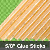 "5/8"" (15mm) Glue Sticks"