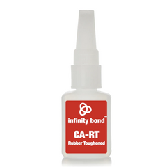 Infinity Bond Rubber Toughened Cyanoacrylate Super Glue