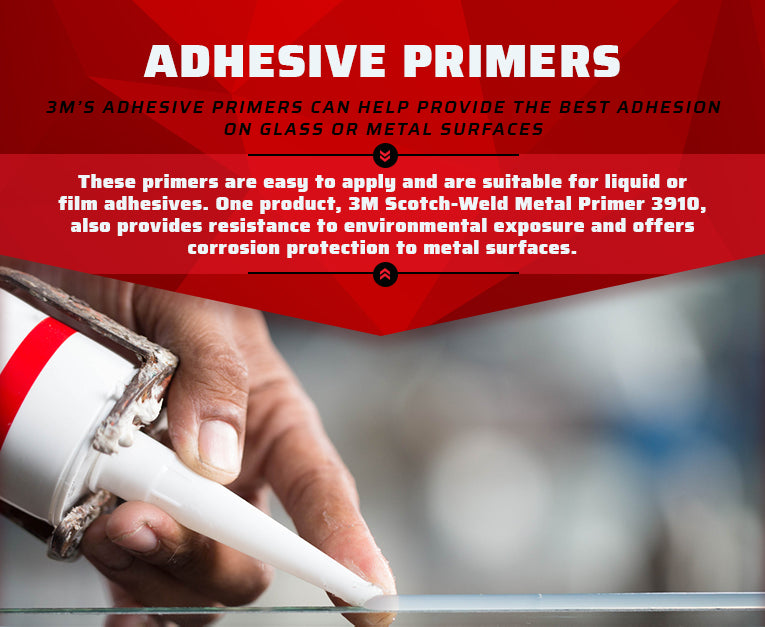 adhesive primers graphic