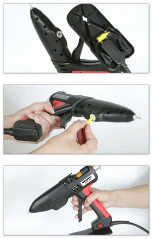 Power Adhesives Overtec 820-15 Low Pressure Molding Glue Gun