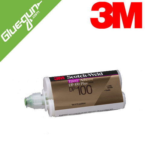 3M Scotch-Weld DP100 Plus Clear Epoxy