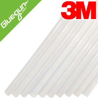 3M 3750LM clear glue sticks