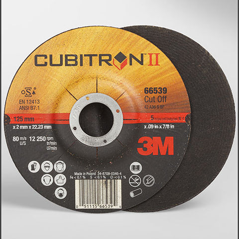 3M Cubitron II Cut Off Wheel